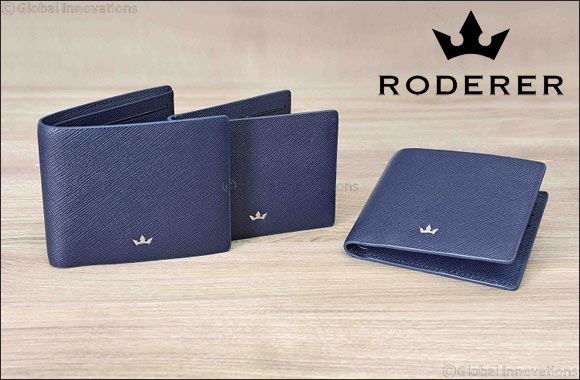 Roderer's RFID-blocking wallets
