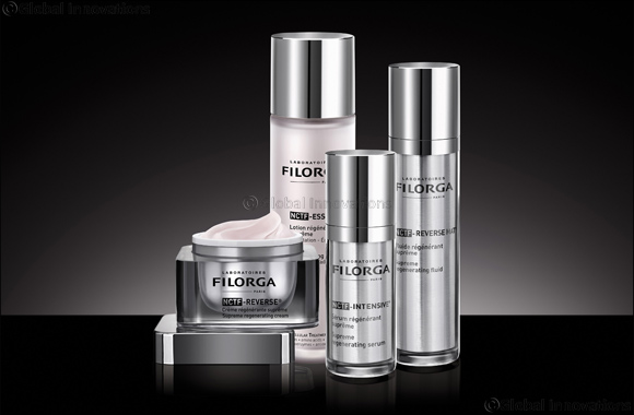 Filorga launches the NCTF-REVERSE Cellular Anti-Aging Range