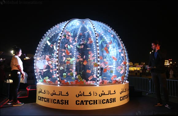 "Catch It If You Can Global Village Brings Back ""Catch The Cash"""