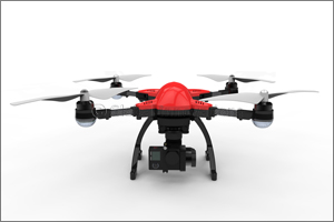 Take your adventures to newer heights with Merlin Digital's Dragonfly Drone