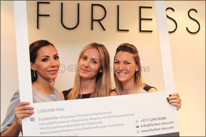 Furless Electrolysis  Permanent Hair Removal Centre Grand Launch