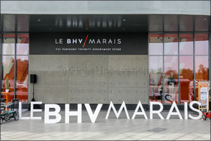 The renowned Le BHV Marais' first flagship store is set to open in Dubai