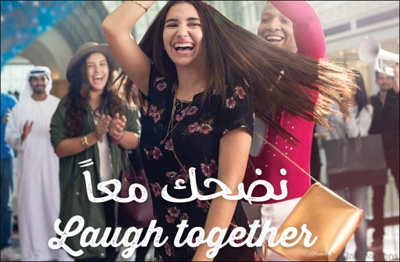 Majid Al Futtaim launches 'Create Great Moments Together' campaign to encourage UAE residents to prioritise quality time with loved ones