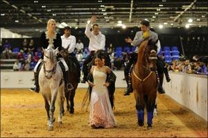Family-friendly Fun Awaits Equestrian Enthusiasts at Dubai International Horse Fair