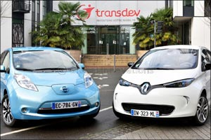 Renault-Nissan Alliance and Transdev to jointly develop driverless vehicle fleet system for future p ...