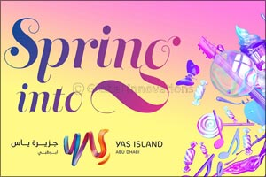 �Spring into Yas' to Deliver a Vibrant Array of Events and Activities on Yas Island