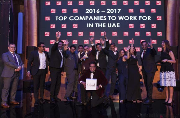 Great Place to Work® recognizes the UAE's top 24 employers for 2017