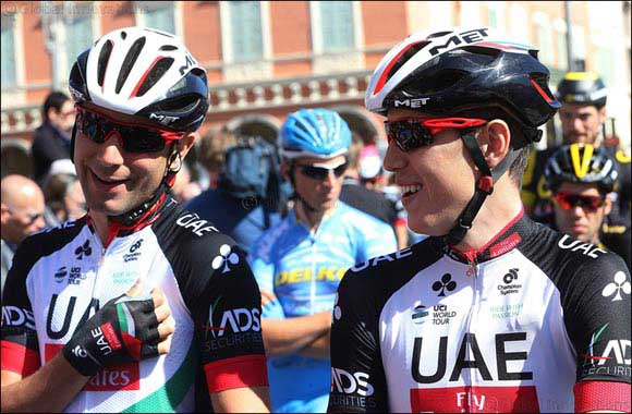 Paris-nice Wrap Up: Sergio Henao Wins Overall Leader, UAE Team Emirates in Good Spirits