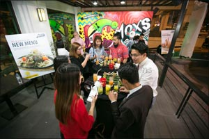 Are You Ready for World Class Pinoy at Max's?