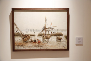 Barjeel Art Foundation and Jordan National Gallery of Fine Arts present Lines of Subjectivity: Portr ...