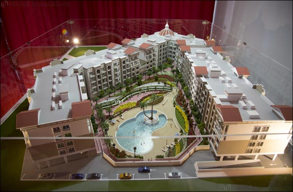 Danube Properties Launches Eight Realty Project 'Resortz'