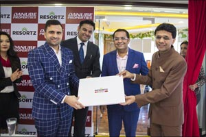Danube Properties Launches Eight Realty Project �Resortz'