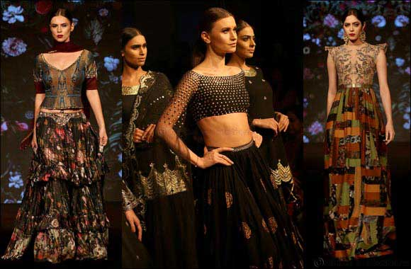 Danube Dubai Fashion League showcases stunning designs amidst UAE's fashion elite