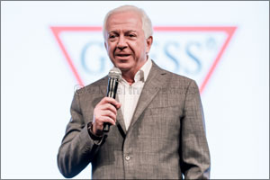 Paul Marciano and Al-Futtaim Celebrate GUESS' 35 Year Anniversary with Spectacular Evening in Dubai, ...
