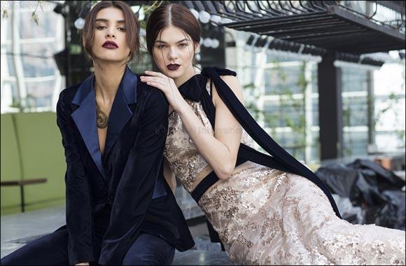 Cocktail and Bridal Couture by International Brand Label based in Dubai, Kara by award-winning designer, Kanchan Kulkarni