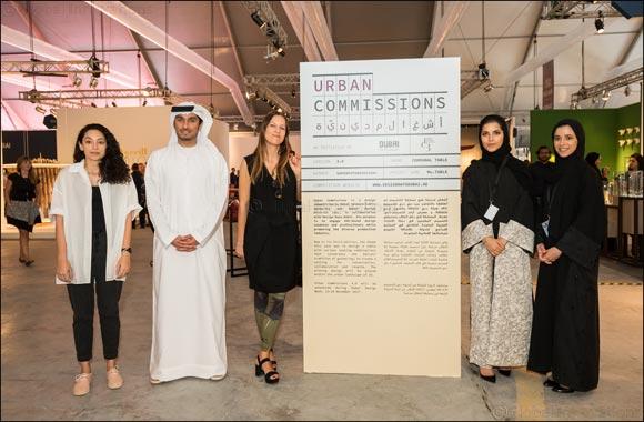 Dubai-based Italian creative lab SUPERFUTUREDESIGN* wins Urban Commissions 2017 design competition