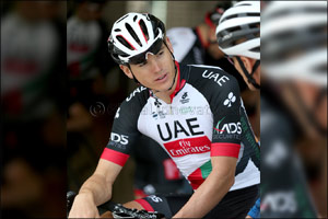Ben Swift Looking to Go One Better at Milan-san Remo for UAE Team Emirates