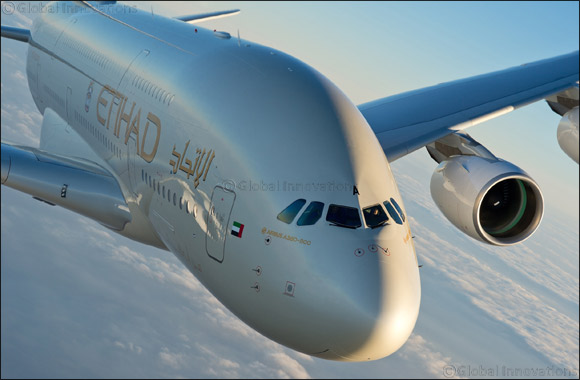 Etihad Airways to Launch A380 Flights to Paris
