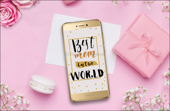 Enhance the beauty of Mother's Day with the Gift of the Honor 8 Lite