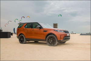 World's Best Family SUV � the All-New Land Rover Discovery Makes its Debut in the United Arab Emirat ...