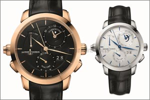 Ulysse Nardin: Classic Sonata combining classical beauty with pure functionality.