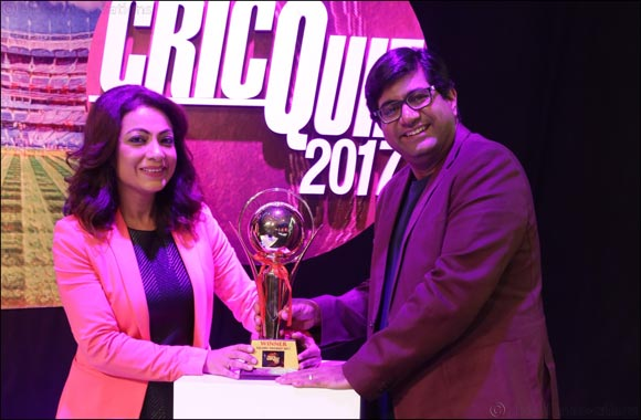 IndiaCast announces the launch of the 4th Season of COLORS CricQuiz 2017