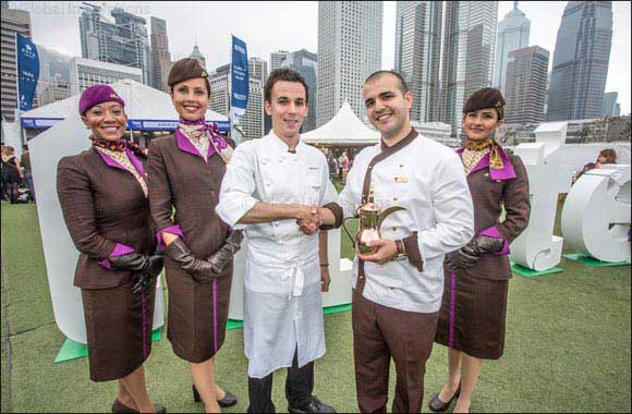 Etihad Airways Crowns Winner of 'Taste the World' at Taste of Hong Kong