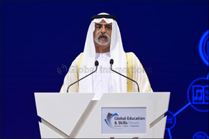 HE Sheikh Nahyan highlights UAE's Experience in Building Global Citizenship at Fifth GESF