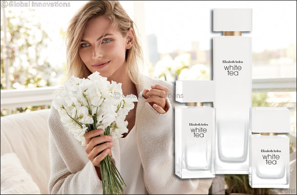 Elizabeth Arden: White Tea fragrance