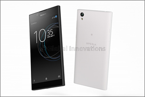 Introducing XperiaTM L1 - a stylish smartphone, with an impressive display and smooth performance