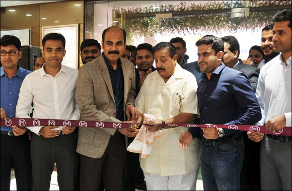 Malabar Gold & Diamonds' launched its 172nd showroom in Ballari, Karnataka, India