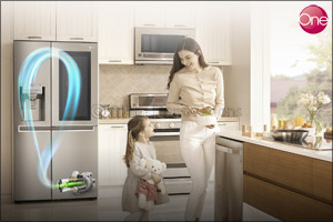LG Marks Sale of 15 Million Refrigerators Powered by Its Inverter Linear Compressor Technology