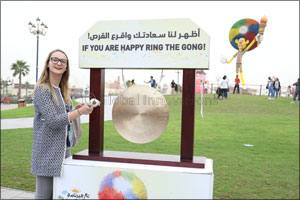 Global Village Celebrates International Day of Happiness Spreading Joy and Cheer!