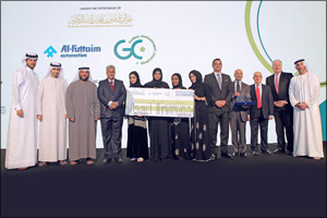 All-Emirati girls team from Higher Colleges of Technology wins 4th UAE Global Management Challenge