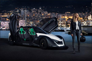 Nissan signs actor Margot Robbie as its first electric vehicle ambassador
