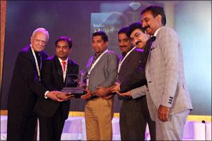 Malabar Gold & Diamonds receives �Best Jewellery Brand Award' from India Bullion and Jewellers Assoc ...