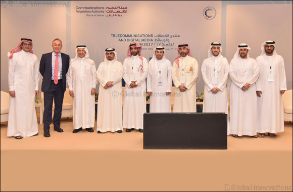 CRA, IIC Host Annual Telecommunication & Digital Media Forum in Doha