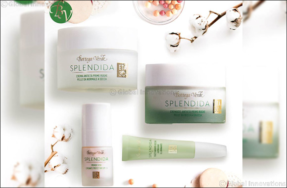Bottega Verde Introduces The New Splendida Skin Care Line!