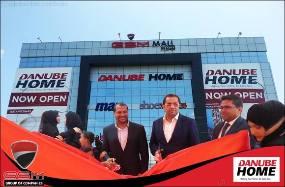 GSM Group opens big box retail concept with UAE's Danube Home