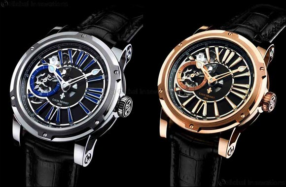 Metropolis by Louis Moinet, driven by design