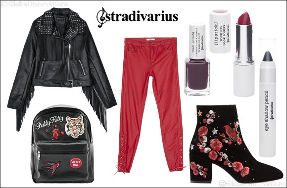 Stradivarius Rebel Rock
