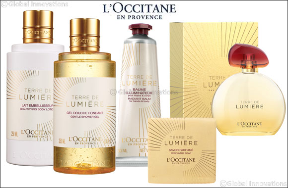 L'Occitane introduces Terre De Lumiere