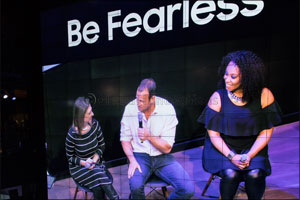 Samsung's #BeFearless Campaign Harnesses the Power of VR to Help People Overcome their Fears