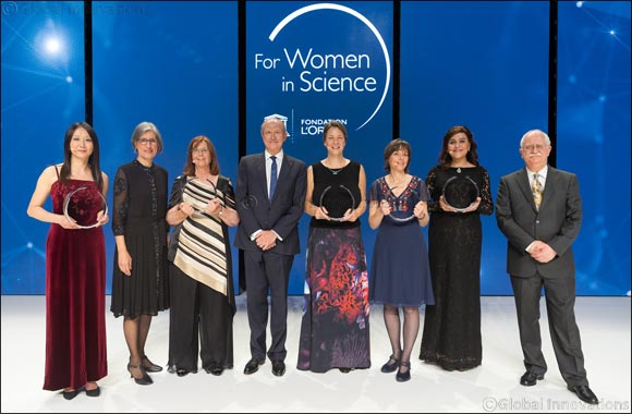 19th Edition of the L'Oréal-UNESCO for Women in Science Awards Honouring Women Who Have the Power to Change the World