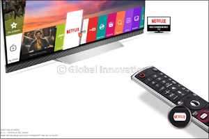 LG's HDR-Enabled UHD TV Models Recommended by Netflix for Superior Viewing Experience