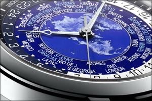 Vacheron Constantin Launches the New Traditionnelle World Time in Enamel