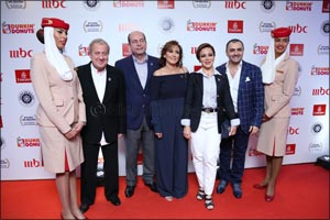 Dunkin' Donuts among the celebrities of �Stars on Board' Cruise