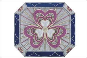 The Mouawad Flower of Eternity Jewellery Coffer