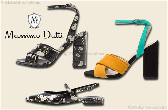 MASSIMO DUTTI Limited Edition - Special Shoes Collection