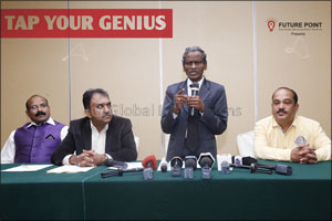 Dr. Francis Xavier, the pioneer of memory movement in India, to conduct �Tap Your Genius' seminars i ...